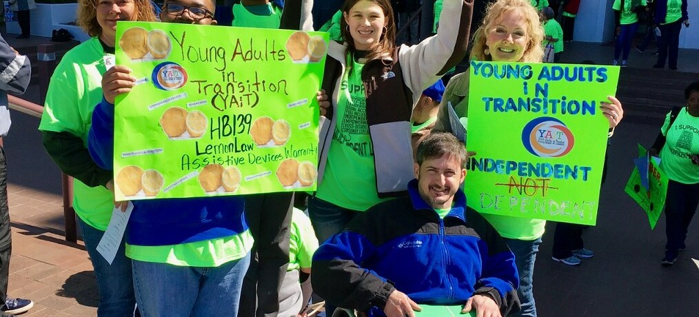 Independent Living Advocacy Day