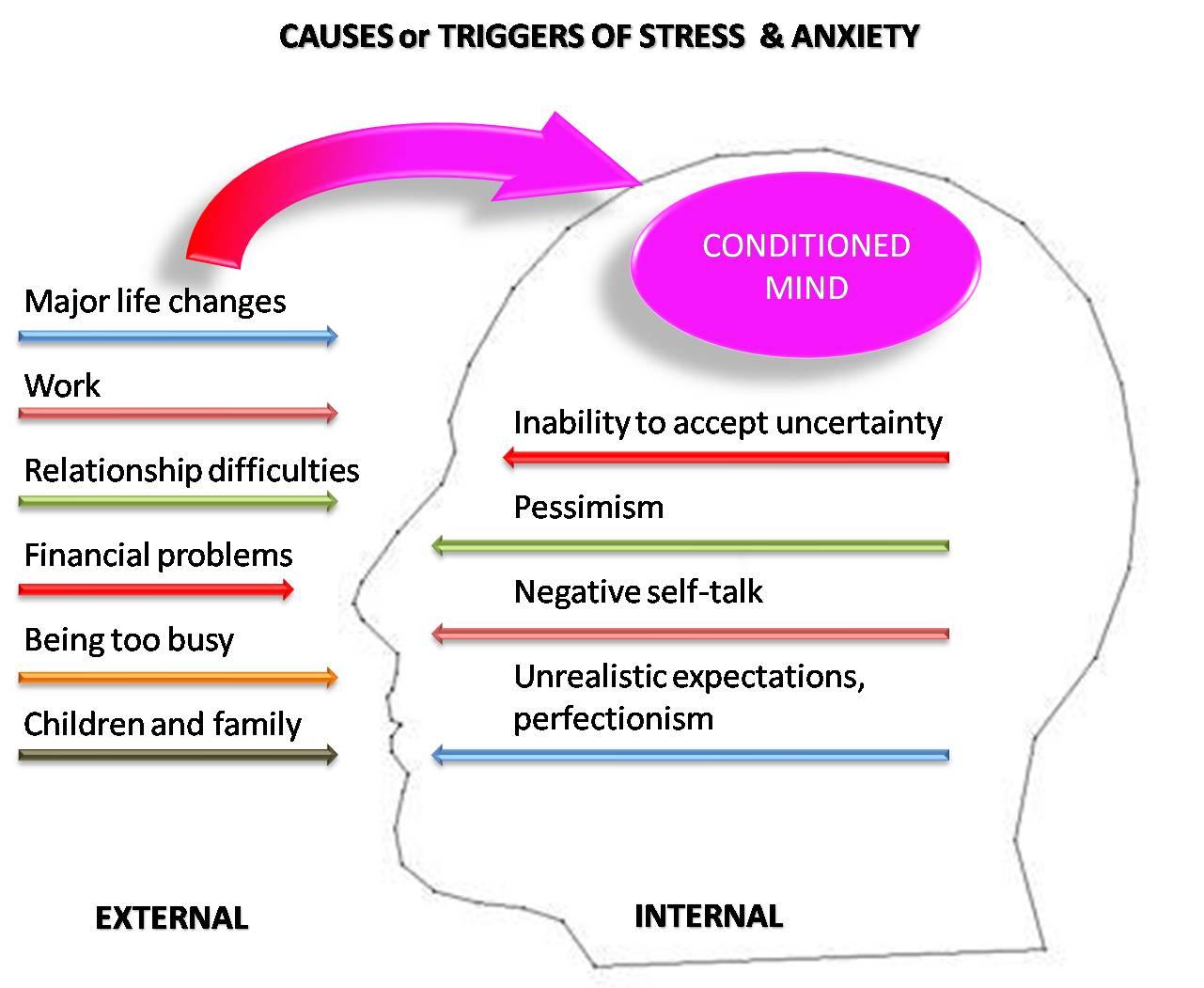 The Stress Dr Rajiv Desai