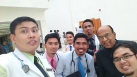 Bersama Dr. HBR