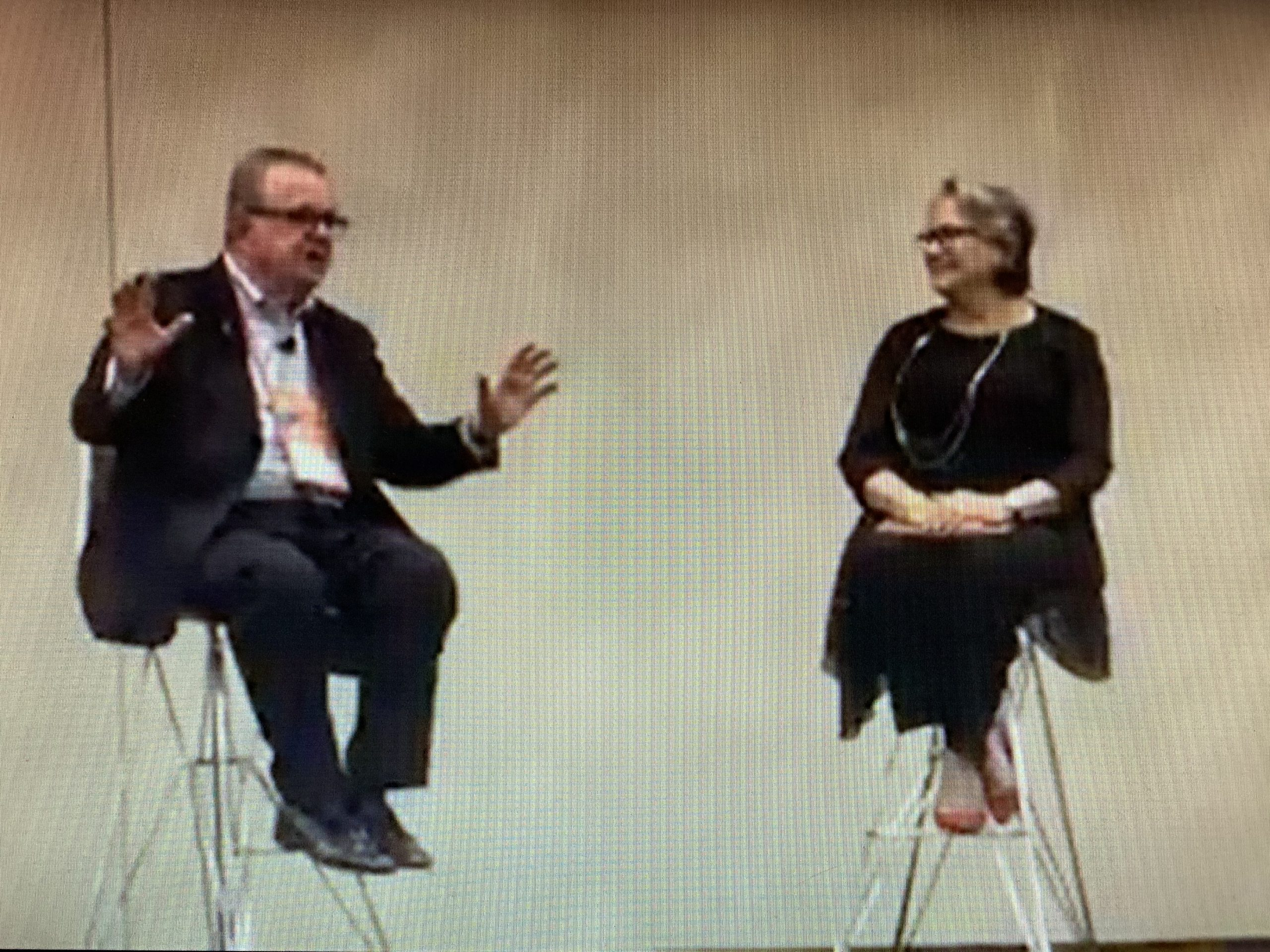 Onsite Interview with Barry Banther, CSP, 2019