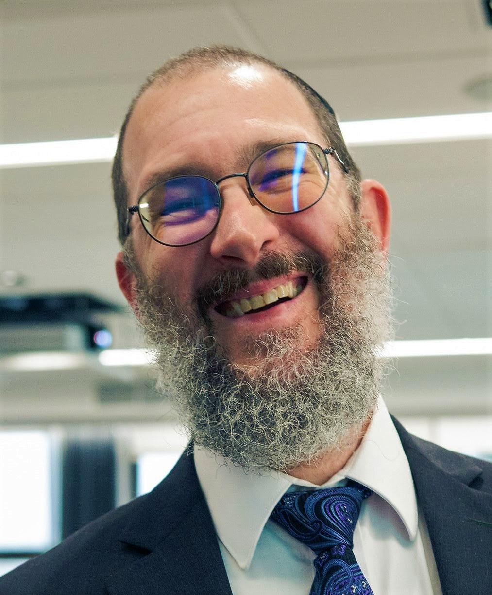 Rabbi Yonason Goldson