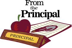Message from the Principal image