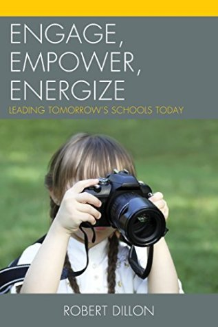 Book Cover, Engage, Empower, Energize