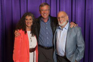 With Julie & John Gottman