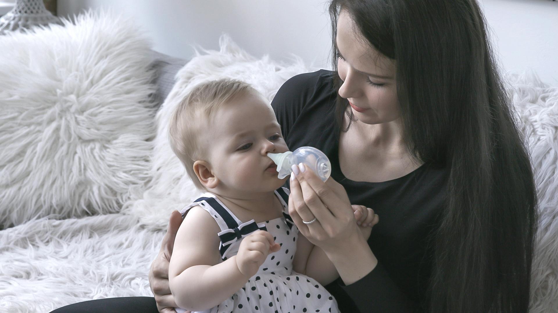 Dr Rose's Infant Nasal Aspirator