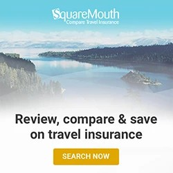 Squaremouth travel insurance square 250x250