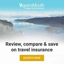 Squaremouth travel insurance square 250x250