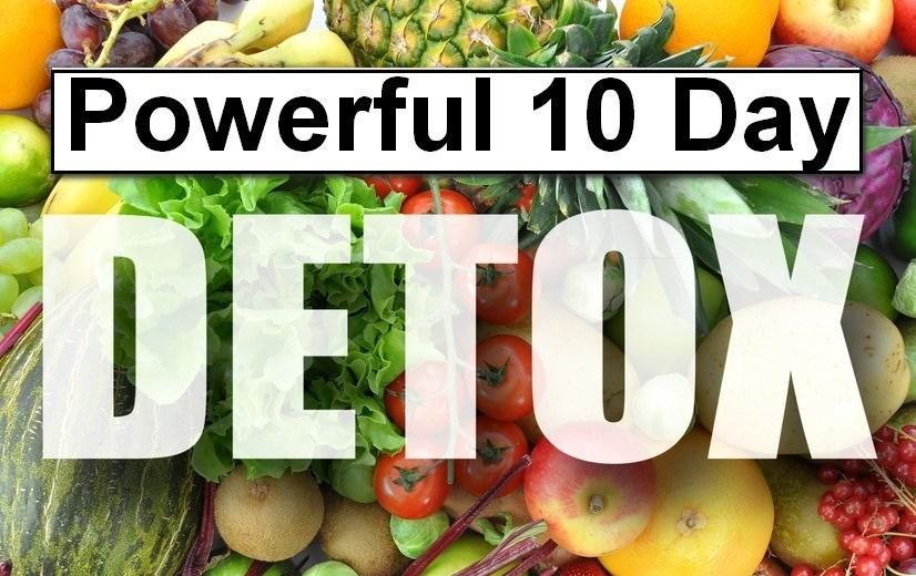 #powerful10daydetox