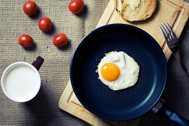 breakfast-egg-milk- smile