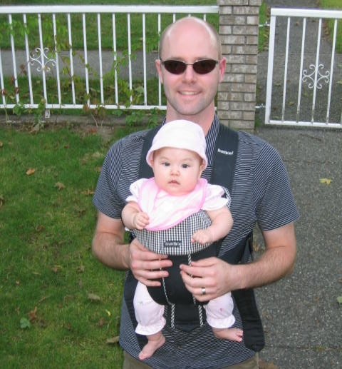 Marissa and Daddy