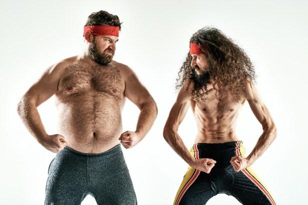 skinny vs fit