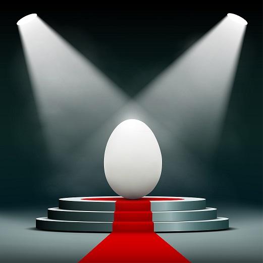 eggs spotlight