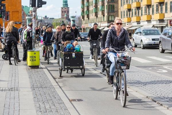Copenhagen- bikes
