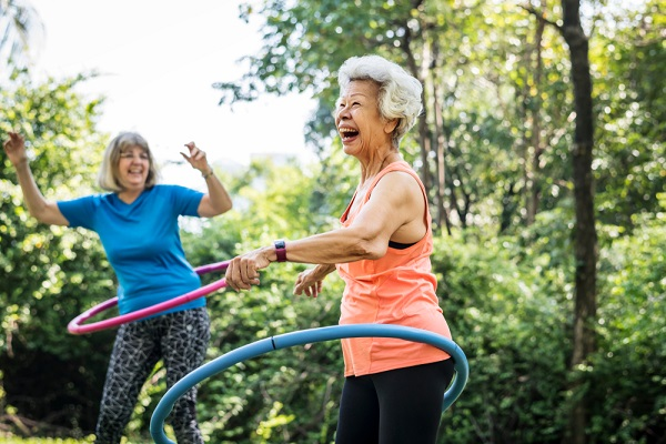 exercise helps with social isolation