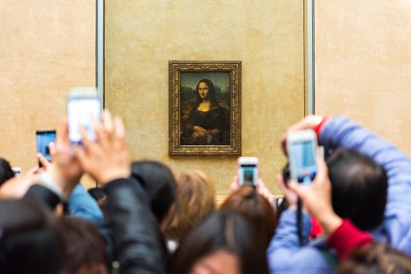 Mona Lisa's smile