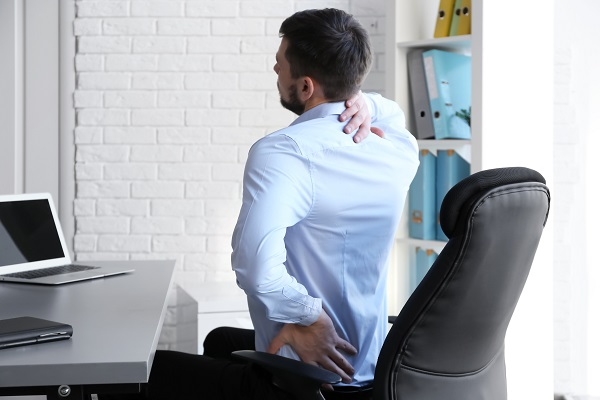 sitting posture and back pain