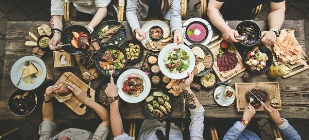 social eating