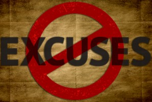 Leaders and Excuses