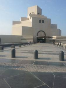 An architectural and creative marvel Museum of Islamic arts, Qatar