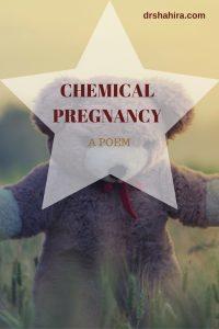 chemicalpregnancy