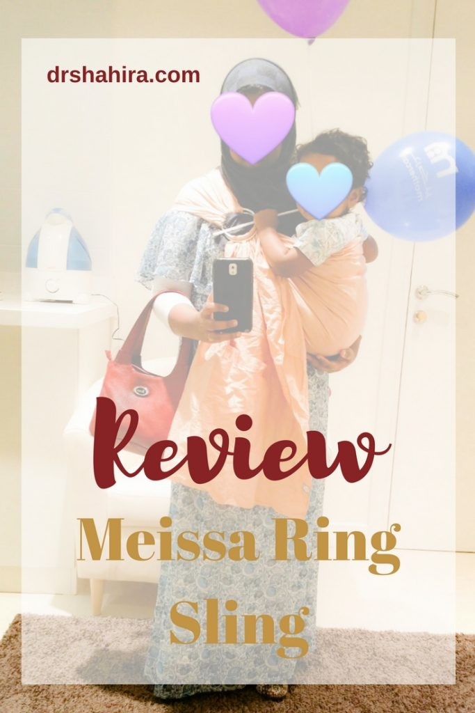 Review Meissa Ring Sling