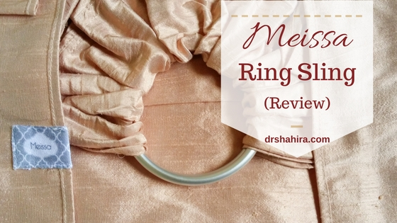Review Meissa Silk Ring Sling