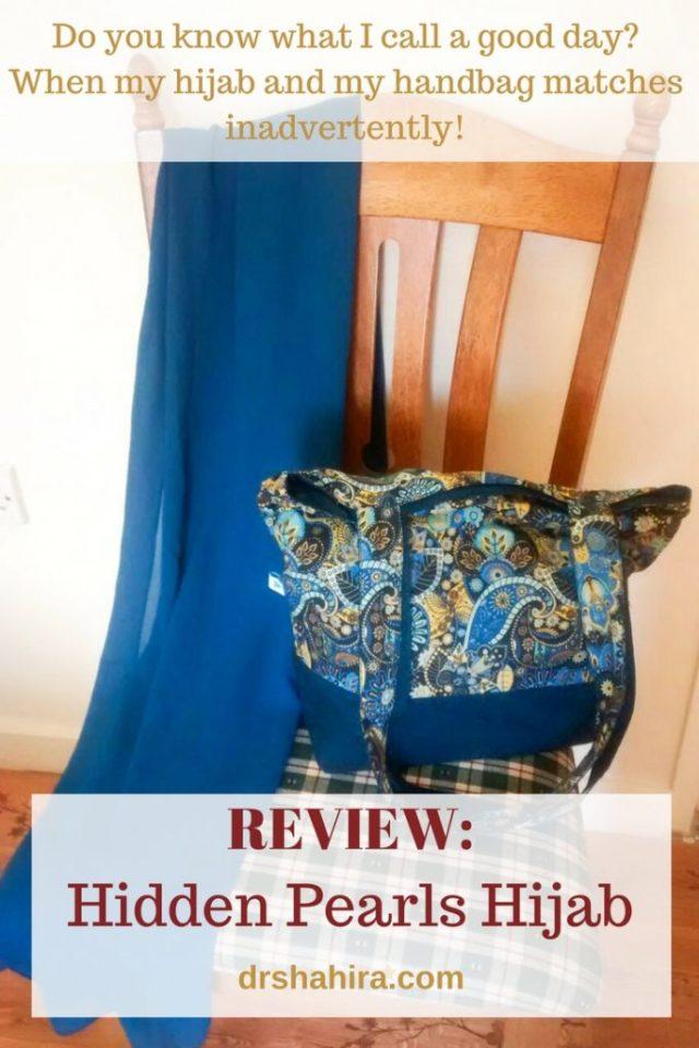 review Hidden Pearls Hijab, style, Hijab fashion