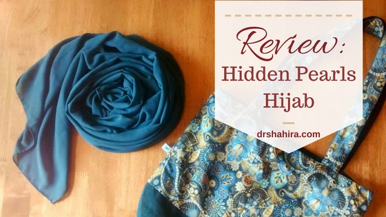 Review - Hidden Pearls Hijab
