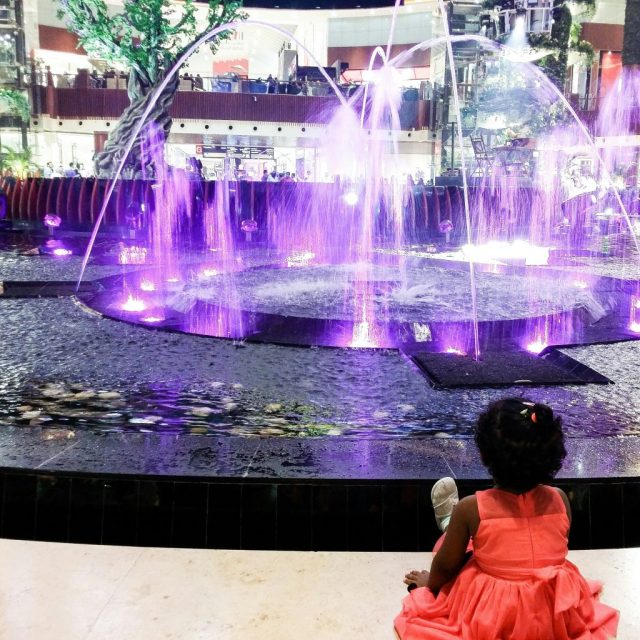 Mall of Qatar, Letters to my daughter