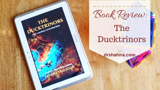 Islamic fiction, islamic science fiction, review of The ducktrinors