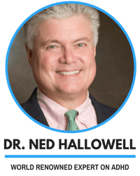 DR NED HALLOWELL