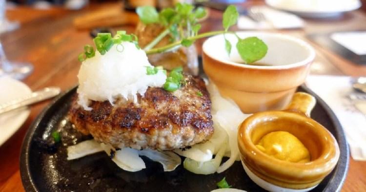 品川高評價老字號好吃日式洋食–漢堡排つばめgrill