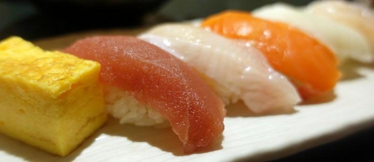北海道熱門握壽司名店–四季 花まる超划算午間套餐