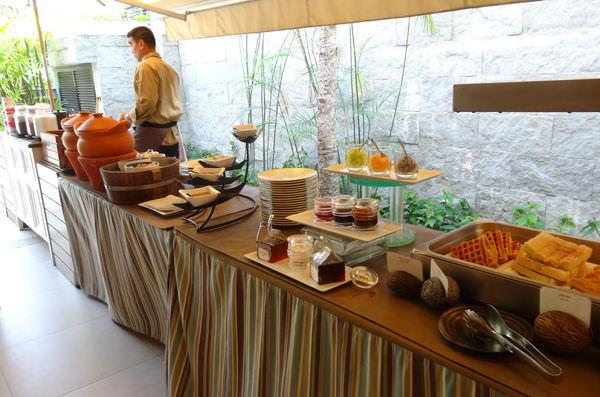人間仙境–華欣Rest Detail Hotel 早餐篇