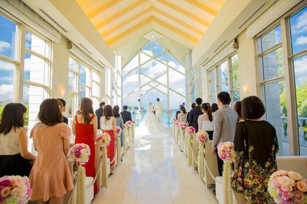 沖繩婚禮in克拉薇塔教堂–儀式婚紗詳細流程全介紹