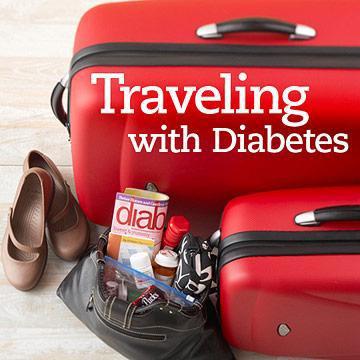 帶著長輩出國去–糖尿病長程旅遊胰島素調整
