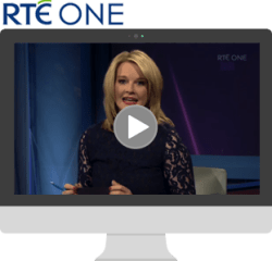 Dr. Siun Murphy on the Claire Byrne Show