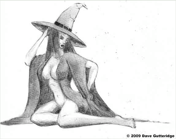 EbisuDave Witch