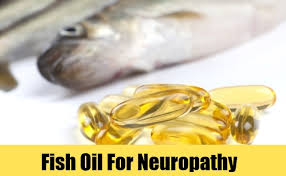 Diabetic Neuropathy Treated by Fish Oil Supplements