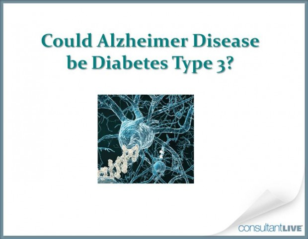 Obesity, Insulin Resistance Increases Risk for Alzheimer's Disease