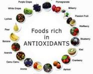 Consuming Antioxidant Foods Lowers Diabetes Risk