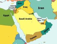 Dubái en el mapa