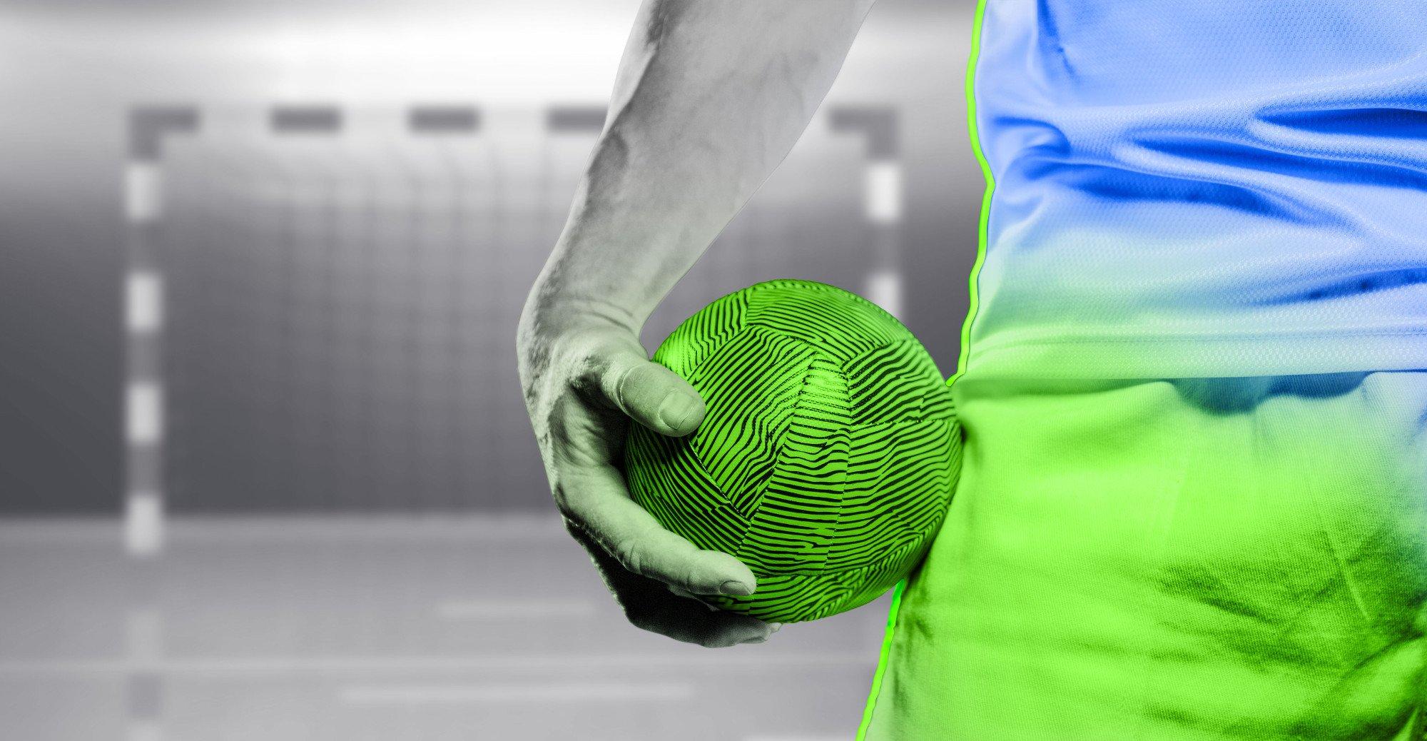 Lutter contre les douleurs, gênes et douleurs liées à la pratique du Hand-Ball avec DR SPORT