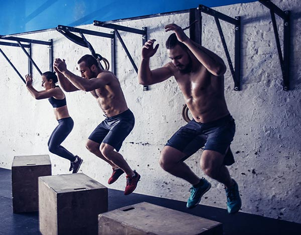 cours crossfit jump box
