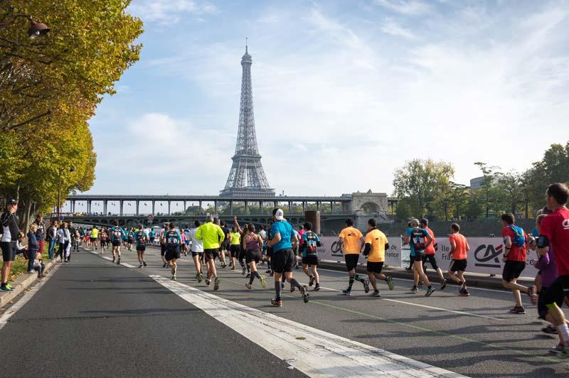 Idéalement il faut se reposer environ 30 jours après un marathon