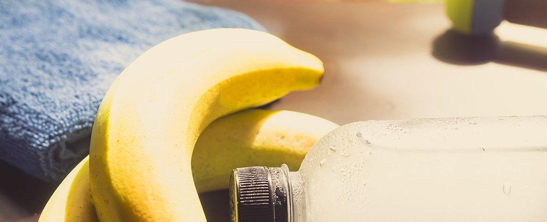 Faut-il préférer une banane à une boisson énergétique ?