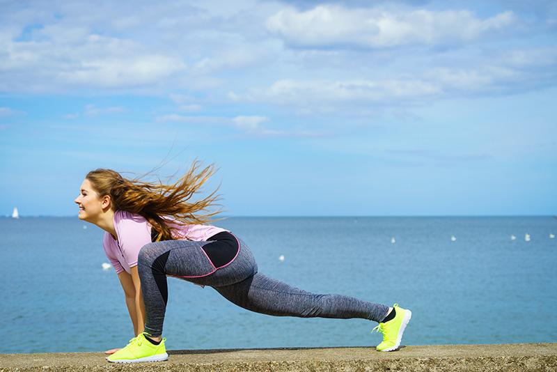 course à pied ou randonnée, ces activités sont idéales pour continuer le sport l'été
