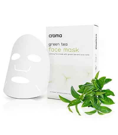 Saypha (Сейфа) маска с алое вера и зелен чай