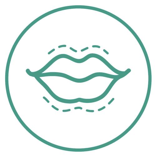 Корекция на устни