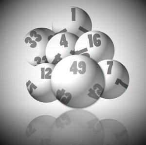 Lotto System Lottokugel